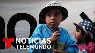 Casi 1,000 niños sin acompañantes adultos han sido deportados en medio de la pandemia de COVID-19