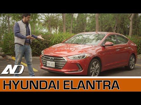 Hyundai Elantra 2017 - No hace nada mal