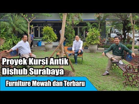 Kursi Antik Furniture Mewah dan Klasik Dishub Surabaya