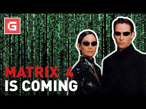 Matrix 4 Finally Confirmed!