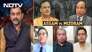 After Assam-Mizoram Border Violence, Tensions Escalate - NDTV