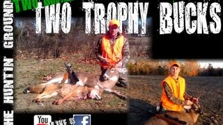 The Huntin Grounds: Season 2 Episode Four: Missouri Buck Hunts