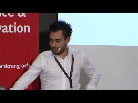 Letting AI work on forest data - Jan Thim & Marco Carratù at Science & Innovation Day 2018