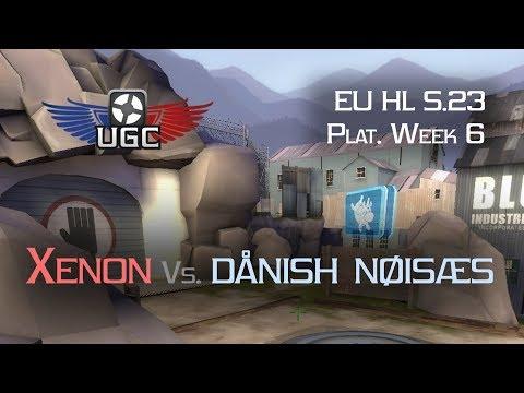UGC EU Highlander S23 Platinum W6: Xenon vs. dånish nøisæs