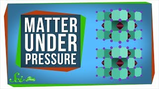 3 Surprising Things Matter Does Under Extreme Pressure