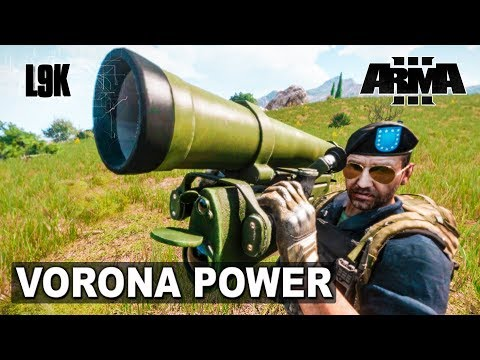 VORONA POWER - Arma 3 King of the Hill V10 - شوف تيوب