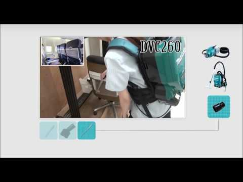 Makita Soluções para  Limpeza - Acessórios para Linha de Aspiradores
