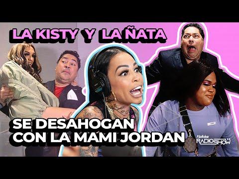 EXCLUSIVA! LA ÑATA & LA KISTY SE DESAHOGAN CON LA MAMI JORDAN POR SU TIRADERA CON ALEXANDRA MPV!!!