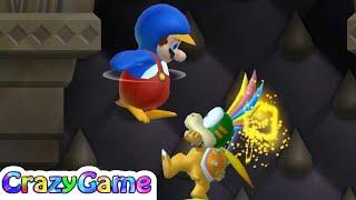 New Super Mario Bros Wii 100% Walkthrough #3 (All Collectibles, Secret Exit, 4K 60fps)
