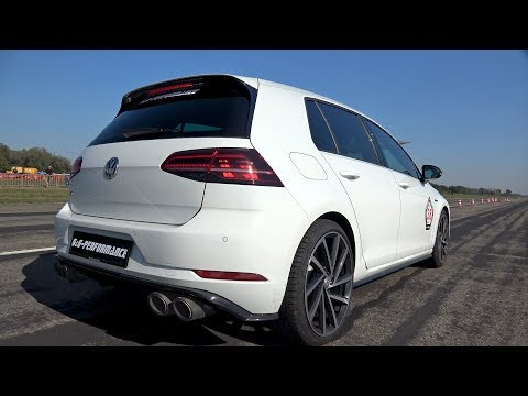 400HP VOLKSWAGEN GOLF 7.5 R PERFORMANCE with REMUS Exhaust System!