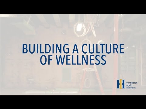 Building a Culture of Wellness at HII