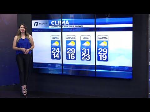 El Pronóstico del Clima con Mariana Bravo: 22/07/2021