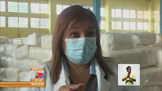 Cuba: Recuperan en Granma producción de almohadillas sanitarias