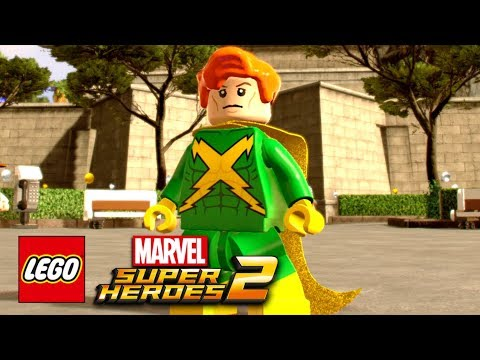 connectYoutube - LEGO Marvel Super Heroes 2 - How To Make Banshee