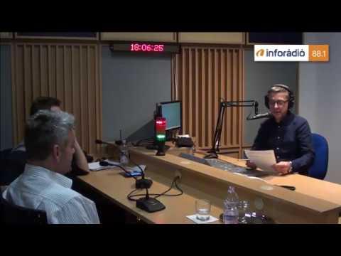 InfoRádió - Aréna - Benedek Péter és Topolay Gábor - 1. rész