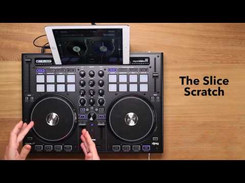 Learn How to Scratch: The Slice Scratch (Tutorial 12)