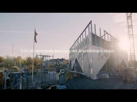 Strängbetong Juvelen Uppsala