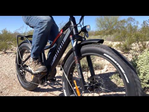 Biktrix Juggernaut HD Electric Fat Bike Review | Electric Bike Report