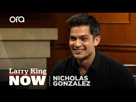 connectYoutube - Nicholas Gonzalez has Stanford to thank for his acting career
