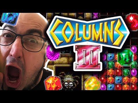 2x19 Columns III (1P) (Megadrive)