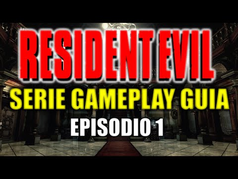 Resident Evil En Español Capitulo 1 || PlayStation 1 GamePlay - PSX - PS1 - Retro