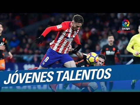 Jóvenes Talentos: Saúl Ñíguez, Atlético de Madrid