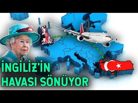 Türkiye İngiltere'nin Tacını Elinden Alacak!