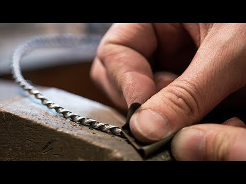 2018 Hair Jewellery Craftsmanship