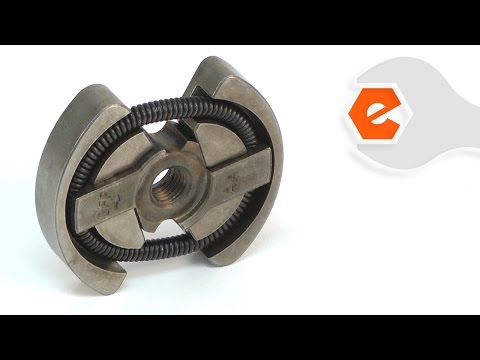 Chainsaw Repair - Replacing the Clutch (Poulan Part # 530057907)