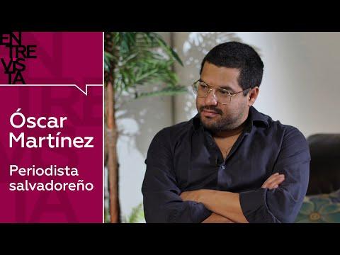Óscar Martínez, periodista salvadoreño: «Creo que dialogar con las pandillas puede ser una opción»