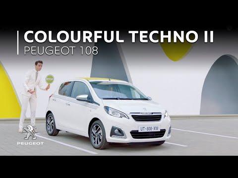 Peugeot 108 x Mika | Colorful Technology II