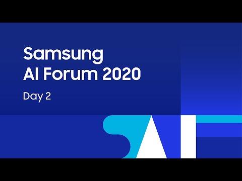 [SAIF 2020] Day 2: Live Streaming   Samsung