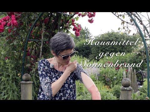 Viriditas Heilpflanzen-Video: Hausmittel gegen Sonnenbrand
