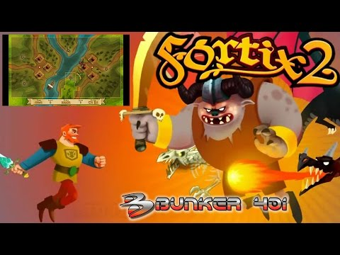 Fortix 2 (2011)(PC) | Gameplay | Indie | Retro