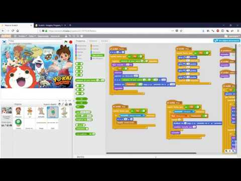 Scratch 2.0: Introducción al lenguaje de programación