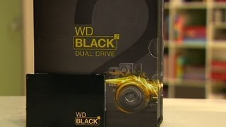 :The WD Black2 Dual Drive is a one-of-a-kind internal drive