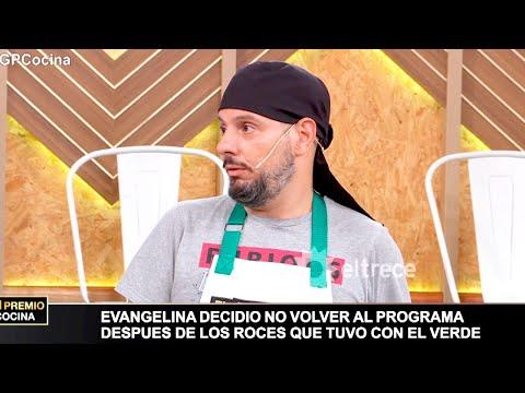 Martín explicó los motivos por los cuáles tuvo que enojarse con el equipo verde