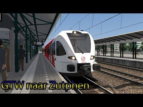Preview Apeldoorn - Zutphen - Train Simulator 2020