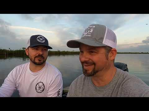Summertime Bass Fishing on Bayou Bonfouca