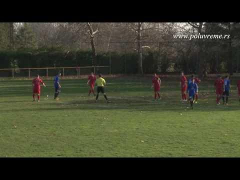 """Fudbal: FK """"Železničar"""" - FK """"Radnički"""" (Š) 5:0"""