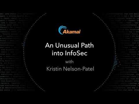 Kristin Nelson-Patel's path to InfoSec