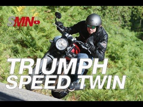 Prueba Triumph Speed Twin 2019 (II) [FULLHD]