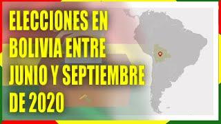 Tribunal Supremo Electoral Propone Elecciones en Bolivia Entre Junio y Septiembre de 2020