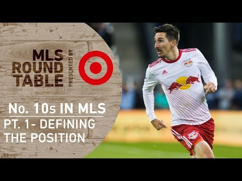 Defining the mythological No. 10 | Roundtable pres. by Target