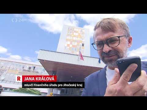 REPORTÉŘI ČT - Macháček David - Dvojí metr