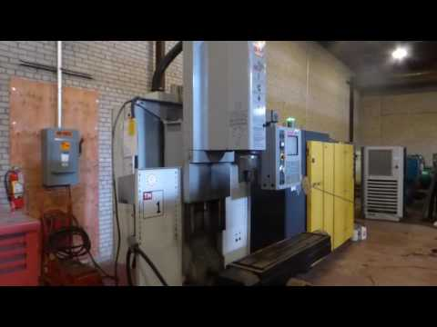 Haas #TM-1 CNC Vertical Mill