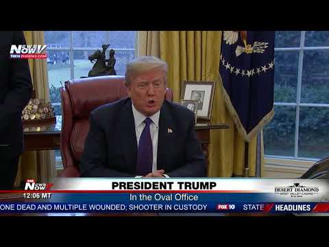 connectYoutube - NOT WORRIED: President Trump Doesn't Mind That Sessions Talked With Mueller