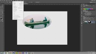 Photoshop CS6 Tutorial - 140 - How to Soften a Layer Mask
