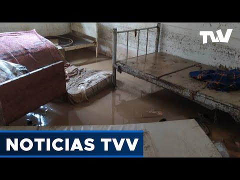 Continúan fuertes lluvias en Táchira - Venezuela