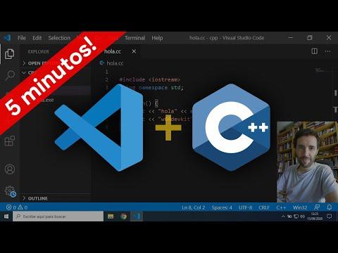 C++ en Windows con VSCode (5 minutos!)